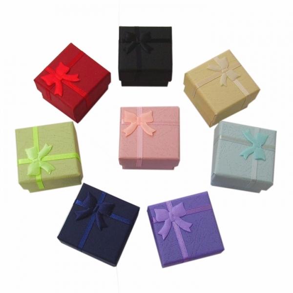 Подарочная коробочка для ювелирных украшений своими руками