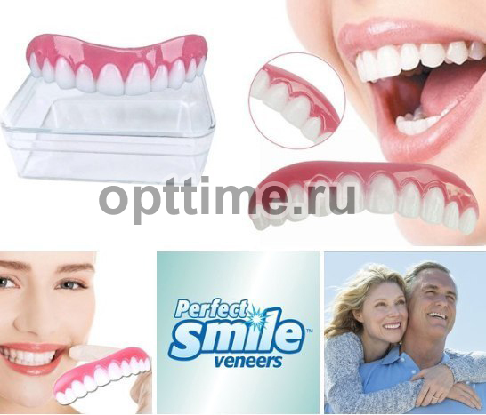 Виниры для зубов Perfect Smile Veneer оптом - 2