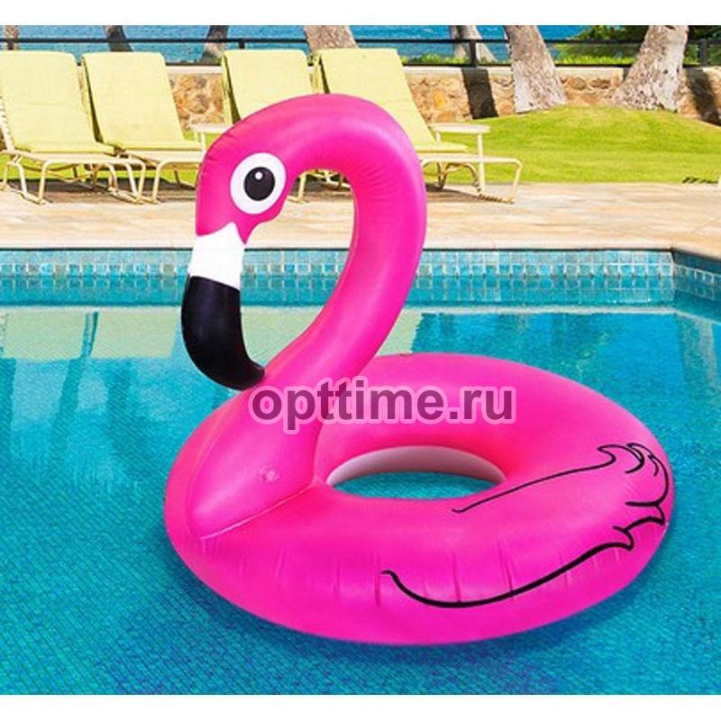"""Круг для плавания """"Фламинго"""" оптом - 2"""